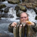 Outdoors: Trout are biting!