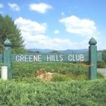 O'er The Beautiful Greene Hills