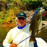 Smallmouth On The Fly
