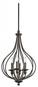 43332OZ Kensington 4-Light Pendant