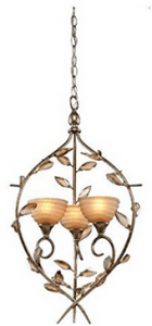 Artcraft Lighting AC1513 Louvre Chandelier