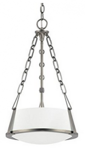 Capital Lighting 4582AN-586 East Village - Two Light Pendant