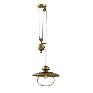 ELK 65051-1 Farmhouse 1L Pendant