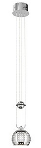 Elan Lighting 83193 Centric - One Light Pendant