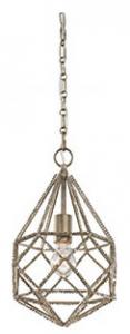 Feiss 1-Light Marquise Mini Pendant