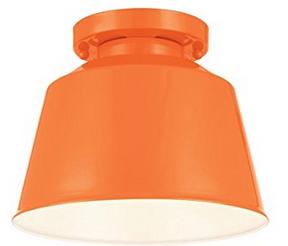 Feiss 1-Light Semi Flush Mount