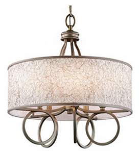 Feiss F3006:5BUS 5-Light Chandelier