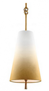 Feiss P1327BLB 1-Light Pendant, Mini