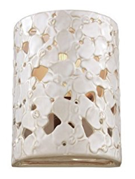 Feiss WB1738WTPC:BD 1-Bulb Wall Sconce
