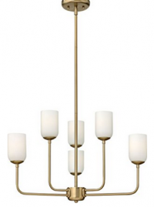 Harlow 6 Light Chandelier