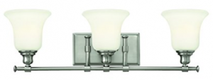 Hinkley 58783BN Three Light Bath