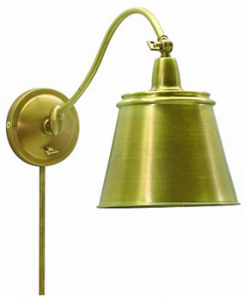 House Of Troy HP725-WB-MSWB Hyde Park Wall Sconce Lamp