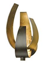 Hubbardton Forge 206503-07-YE377 Corona Large Sconce