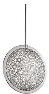 Kichler Lighting 42665CH Liscomb 8-Light Pendant