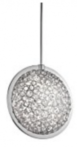 Kichler Lighting 42665CH Liscomb 8-Light Pendant