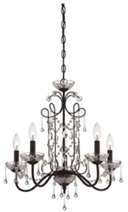 Minka Lavery 3135-298 5 Light Mini Chandelier