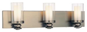 Minka Lavery 6363-281, Havard Ct. Wall Vanity Lighting, 3 Light
