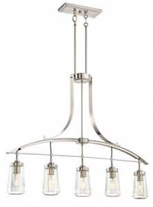 Minka Lavery Minka 3306-84 Restoration Five Island Light from Poleis Collection