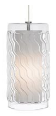 Tech Lighting 700TDLIZGPCS Liza Grande Pendant
