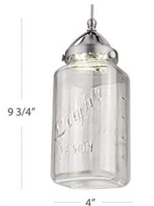 WAC Lighting Mason MP-LED497 Pendant Light