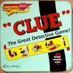 I Haven't a Clue