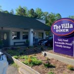 The Villa Diner for Breakfast