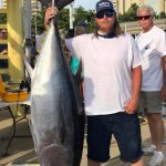 Saltwater Action Continues Strong