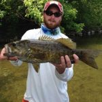 Catching Smallmouth with Angler's Lane
