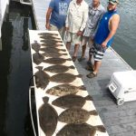 Flounder Action