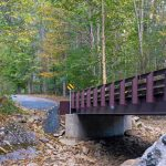 New Bridge to White Oak Canyon
