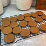 Making Molasses Cookies