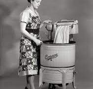 Beware of Washing Machines