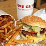 Five Guys: One of Cville's Best Burgers