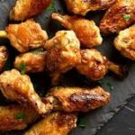 Easy Oven Wings